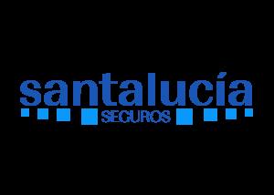 Logo de Santalucía