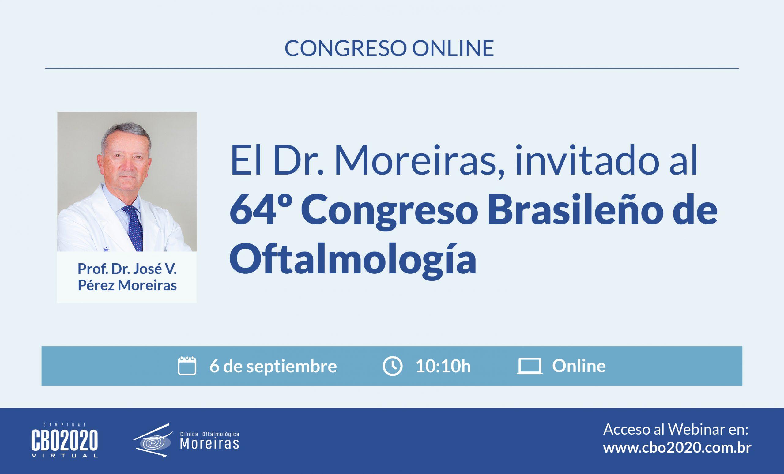 64º Congreso Brasileño de Oftalmología (online)
